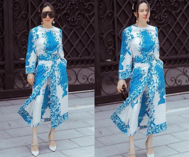 Phượng Chanel khi xưa có gu thời trang thảm họa, nay sang chuẩn phu nhân tài phiệt - Ảnh 4.