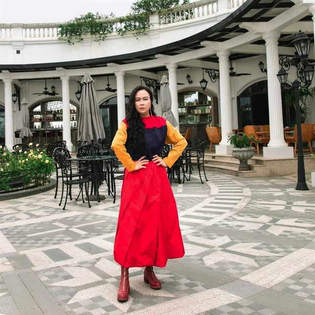 Phượng Chanel khi xưa có gu thời trang thảm họa, nay sang chuẩn phu nhân tài phiệt - Ảnh 5.