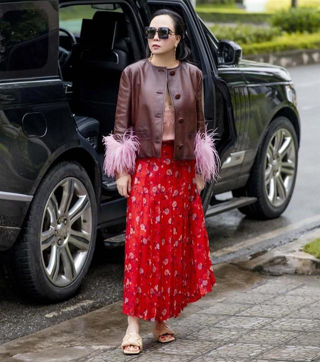Phượng Chanel khi xưa có gu thời trang thảm họa, nay sang chuẩn phu nhân tài phiệt - Ảnh 7.