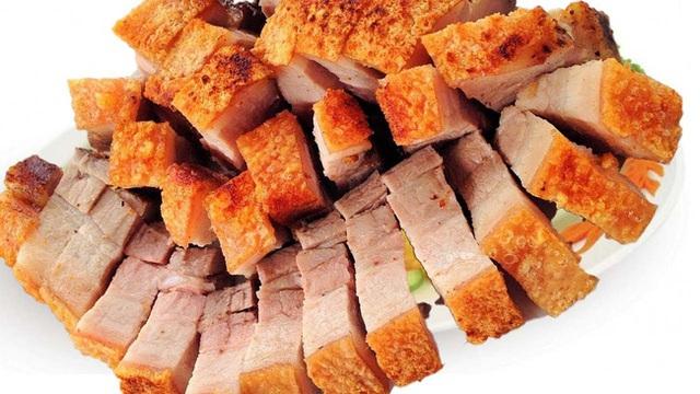 Nấu ăn với nồi chiên không dầu, nàng dâu hào môn Tăng Thanh Hà khéo làm món thịt ba chỉ chiên khiến ai cũng trầm trồ  - Ảnh 11.