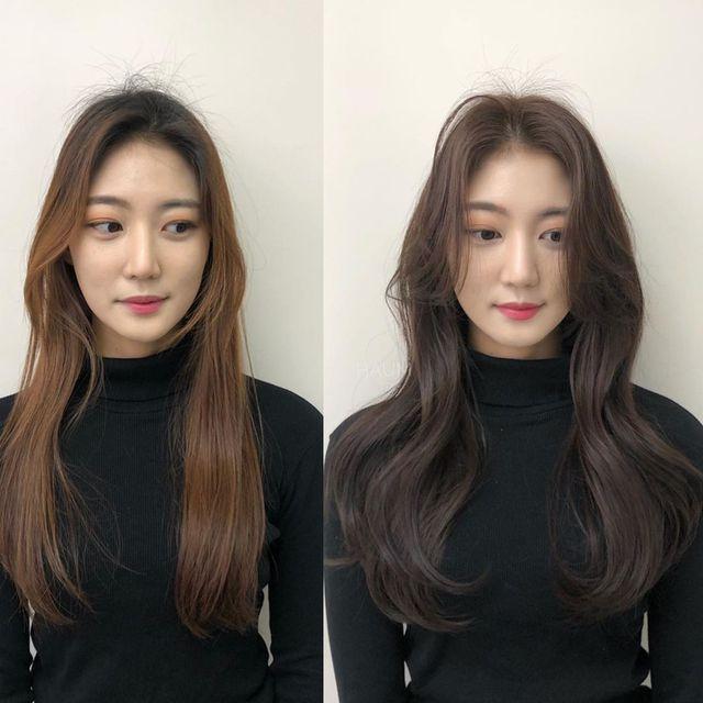 Kiểu tóc xoăn cực sang mặt, hợp cả nàng tóc dài đến tóc ngắn - Ảnh 1.