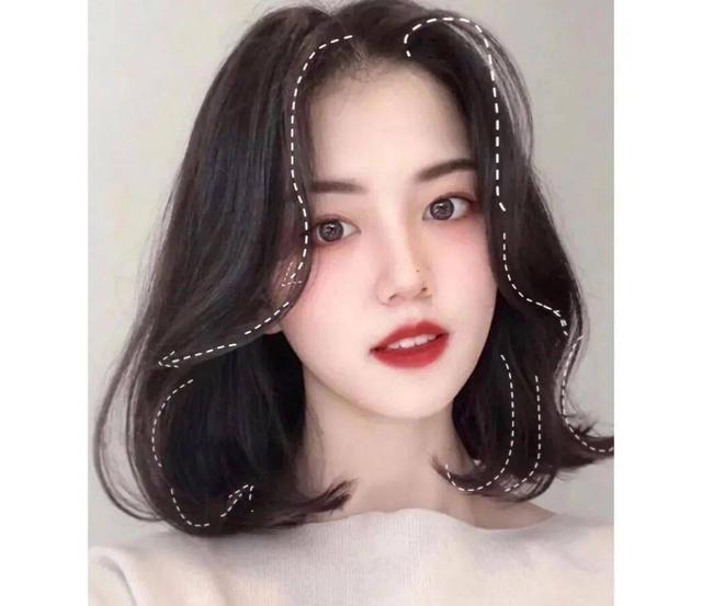 Kiểu tóc xoăn cực sang mặt, hợp cả nàng tóc dài đến tóc ngắn - Ảnh 8.
