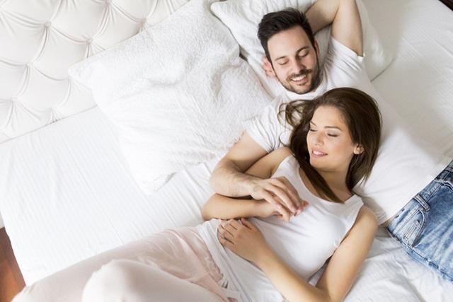 Sự thật thú vị về tình dục ở nam và nữ - Ảnh 1.