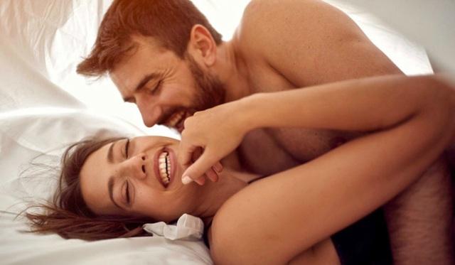 Sự thật thú vị về tình dục ở nam và nữ - Ảnh 3.