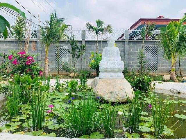 Khu vườn 720m2 đẹp như resort thu nhỏ người chồng tặng vợ ở Đồng Nai - Ảnh 5.