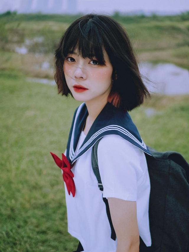 Hot girl mẫu ảnh xinh đẹp vạn người mê chia sẻ bí kíp vượt qua tiêu cực - Ảnh 2.