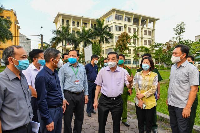 Hà Nội lên phương án lấy Học viện Nông nghiệp Việt Nam làm khu cách ly tập trung - Ảnh 3.