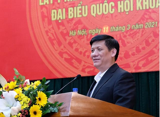 Bộ Trưởng Bộ Y tế Nguyễn Thanh Long trúng cử ĐBQH khóa XV tại tỉnh Vĩnh Long - Ảnh 2.