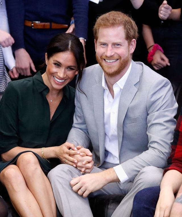 Động thái rắn của Hoàng tử Harry trước tin không xin phép Nữ hoàng để đặt tên con gái - Ảnh 2.