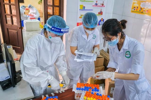 Chiến lược xét nghiệm đúng giúp Bắc Ninh sớm khống chế dịch bệnh - Ảnh 4.