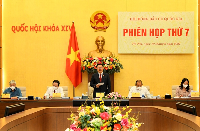 Chiều nay (10/6), Hội đồng bầu cử quốc gia công bố danh sách 499 người trúng cử ĐBQH khóa XV - Ảnh 2.