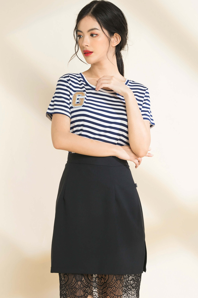 3 kiểu áo phông sành điệu từ công sở ra phố, nàng có phong cách nào cũng đều phù hợp - Ảnh 3.
