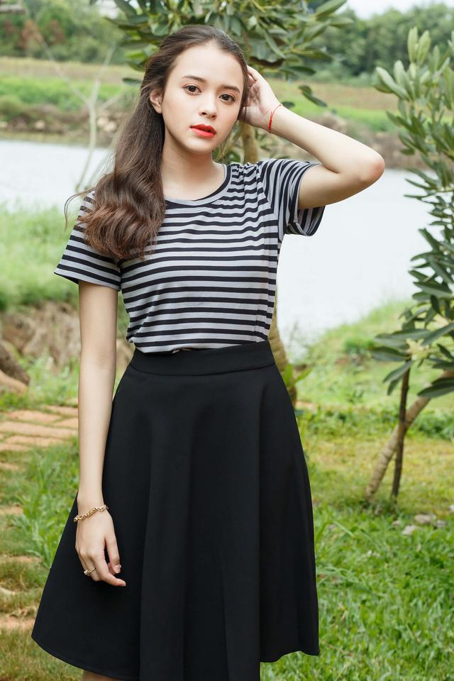 3 kiểu áo phông sành điệu từ công sở ra phố, nàng có phong cách nào cũng đều phù hợp - Ảnh 4.