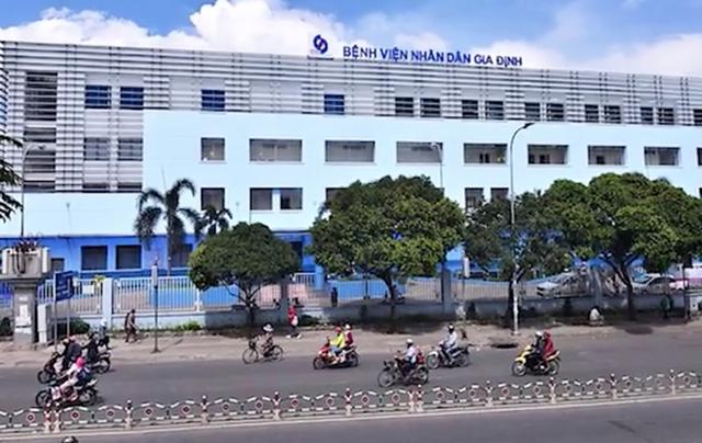 TP.HCM: Hai nhân viên Bệnh viện Nhân dân Gia Định dương tính với SARS-CoV-2 - Ảnh 2.