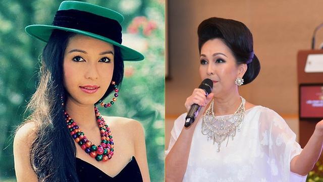 Nhan sắc thời trẻ của dàn mỹ nhân màn ảnh Việt đình đám một thời - Ảnh 3.