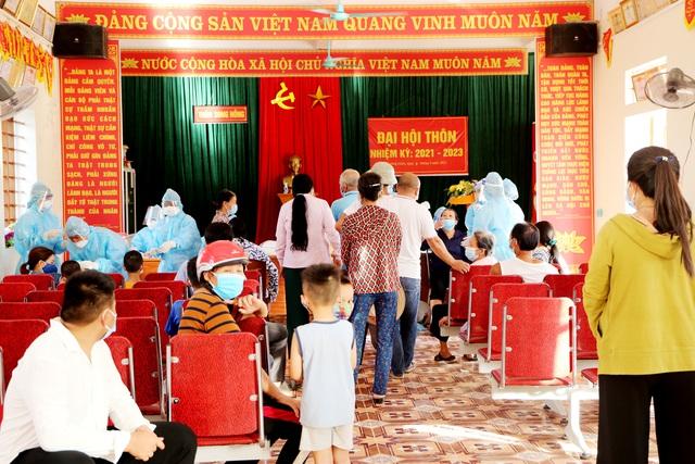 Chùm ảnh khu phong tỏa ở huyện Nghi Xuân (Hà Tĩnh) - Ảnh 7.