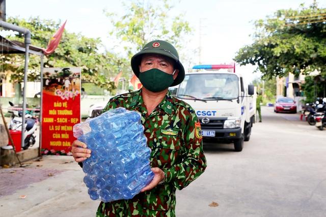 Chùm ảnh khu phong tỏa ở huyện Nghi Xuân (Hà Tĩnh) - Ảnh 6.
