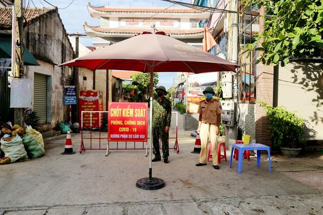 Chùm ảnh khu phong tỏa ở huyện Nghi Xuân (Hà Tĩnh) - Ảnh 3.