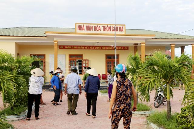 Chùm ảnh khu phong tỏa ở huyện Nghi Xuân (Hà Tĩnh) - Ảnh 2.