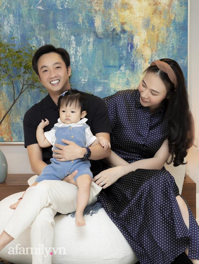 Đàm Thu Trang: Lần đầu nói về chuyện làm mẹ sau gần 2 năm kết hôn với doanh nhân Nguyễn Quốc Cường, tiết lộ tính cách của con trai Subeo - Ảnh 5.