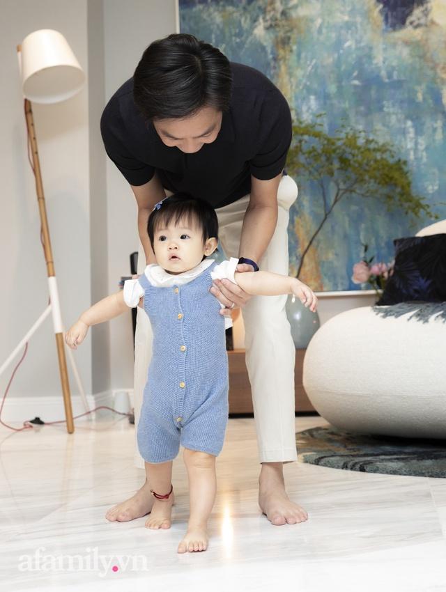 Đàm Thu Trang: Lần đầu nói về chuyện làm mẹ sau gần 2 năm kết hôn với doanh nhân Nguyễn Quốc Cường, tiết lộ tính cách của con trai Subeo - Ảnh 6.