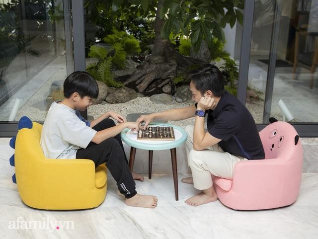 Đàm Thu Trang: Lần đầu nói về chuyện làm mẹ sau gần 2 năm kết hôn với doanh nhân Nguyễn Quốc Cường, tiết lộ tính cách của con trai Subeo - Ảnh 7.