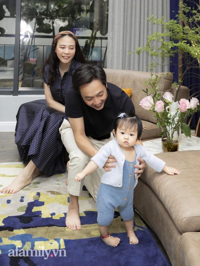 Đàm Thu Trang: Lần đầu nói về chuyện làm mẹ sau gần 2 năm kết hôn với doanh nhân Nguyễn Quốc Cường, tiết lộ tính cách của con trai Subeo - Ảnh 8.