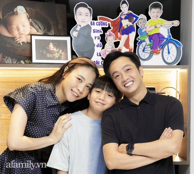 Đàm Thu Trang: Lần đầu nói về chuyện làm mẹ sau gần 2 năm kết hôn với doanh nhân Nguyễn Quốc Cường, tiết lộ tính cách của con trai Subeo - Ảnh 9.
