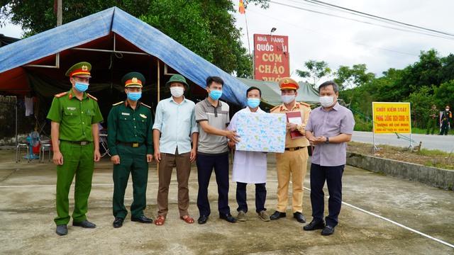 Quảng Bình thực hiện nhiều biện pháp ngăn chặn dịch xâm nhập - Ảnh 4.
