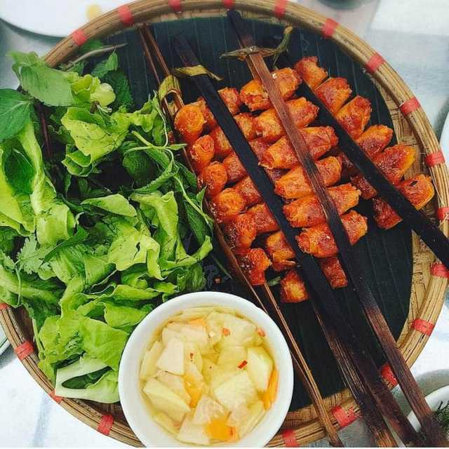 Thanh Hóa có một món nổi tiếng người ăn người mê mà không phải nem chua - Ảnh 2.