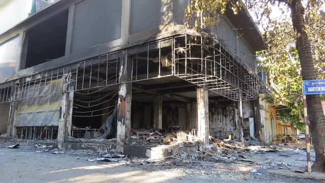 Thông tin mới về vụ cháy phòng trà TP Vinh khiến 6 người tử vong - Ảnh 4.