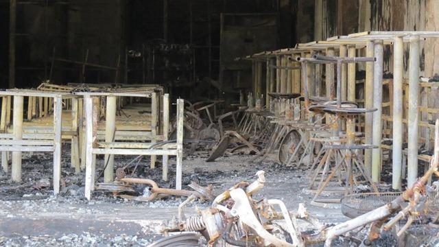 Thông tin mới về vụ cháy phòng trà TP Vinh khiến 6 người tử vong - Ảnh 5.