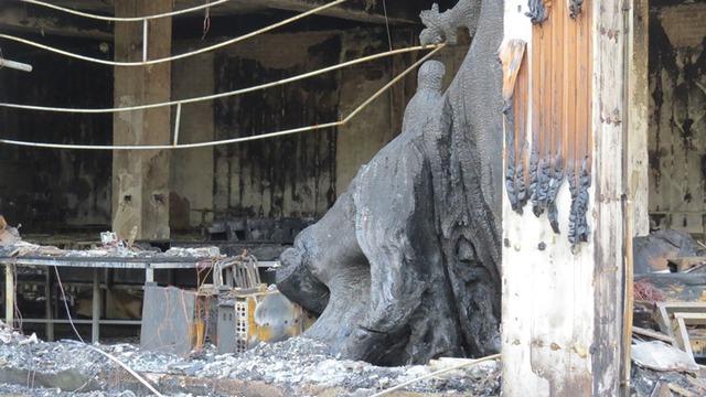 Thông tin mới về vụ cháy phòng trà TP Vinh khiến 6 người tử vong - Ảnh 6.