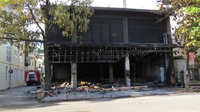 Thông tin mới về vụ cháy phòng trà TP Vinh khiến 6 người tử vong - Ảnh 3.