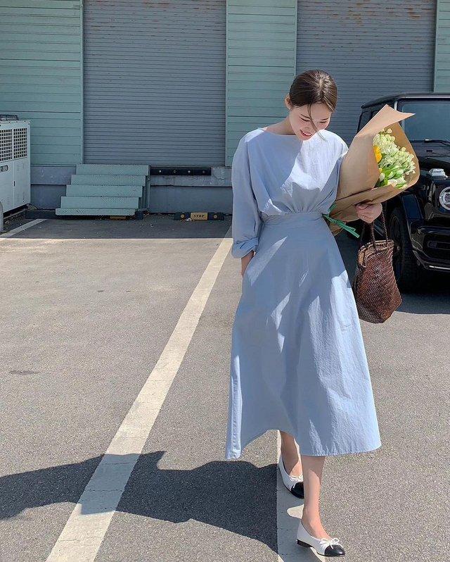 3 kiểu váy nổi nhất hè 2021, dù dịch dã nhưng nàng công sở nhất định phải sắm cho trẻ và xinh - Ảnh 9.