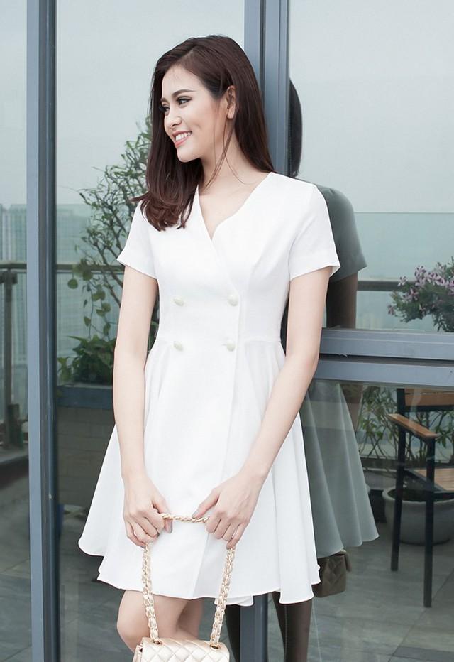 3 kiểu váy nổi nhất hè 2021, dù dịch dã nhưng nàng công sở nhất định phải sắm cho trẻ và xinh - Ảnh 11.