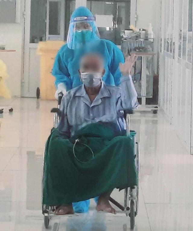 مرد 57 ساله مبتلا به COVID-19 به طرز چشمگیری بهبود یافت - عکس 2.