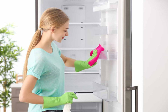 Mẹo khử mùi tủ lạnh cực đơn giản mà hiệu quả không cần đến hóa chất - Ảnh 3.