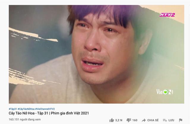 Cây táo nở hoa lập kỷ lục phim truyền hình Việt có lượt xem cùng lúc cao nhất mọi thời đại - Ảnh 2.