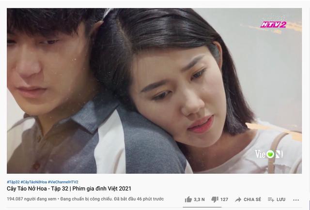 Cây táo nở hoa lập kỷ lục phim truyền hình Việt có lượt xem cùng lúc cao nhất mọi thời đại - Ảnh 3.