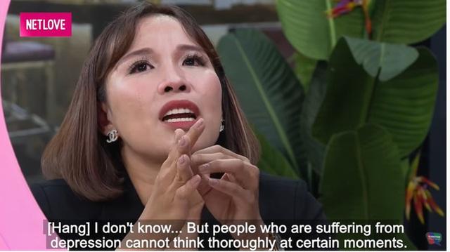 Hẹn ăn trưa: Nữ chính chua xót kể chuyện bị chồng đánh trước mặt cha ruột, trầm cảm tới mức tự tử - Ảnh 6.