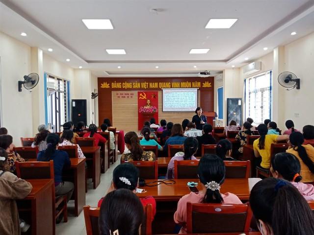 Quảng Ninh: Phát huy vai trò của các đoàn thể trong tuyên truyền về công tác dân số - Ảnh 1.