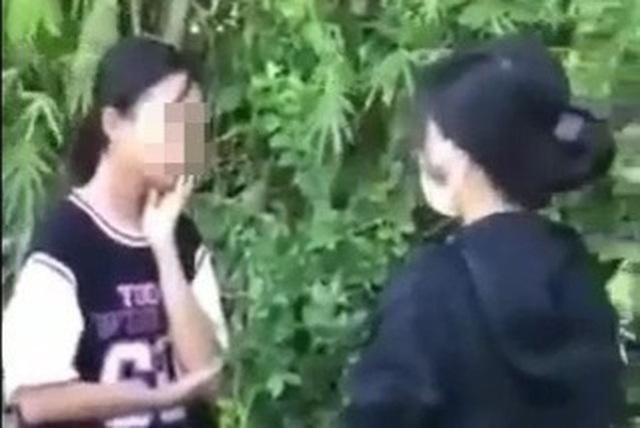 Mâu thuẫn trên facebook, nữ sinh lớp 6 bị đánh hội đồng liên tiếp 2 ngày - Ảnh 1.