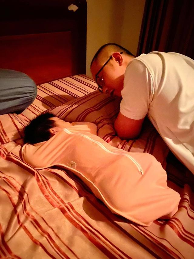اولین باری که فرزندم را دیدم ، با دانستن اینکه من پدر شده ام ، اشک ریختم - عکس 4.