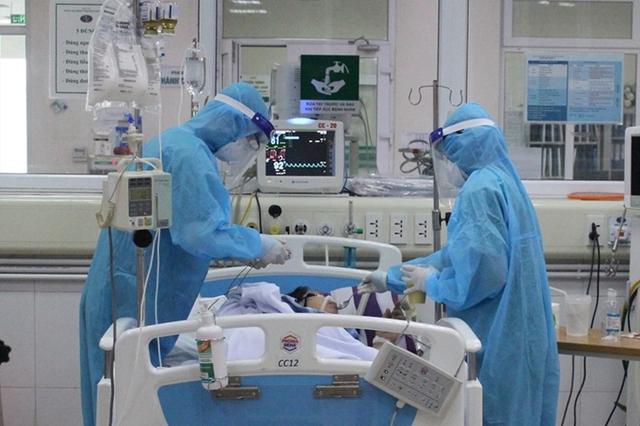 32 thầy thuốc có thành tích xuất sắc trong công tác phòng, chống dịch COVID-19 được Thủ tướng tặng bằng khen - Ảnh 2.