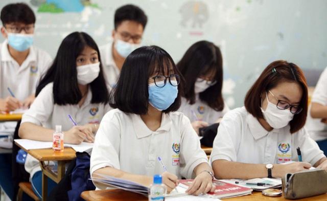 Phương án thi ở các tỉnh còn dịch bệnh nặng  - Ảnh 2.