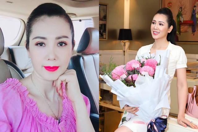 Nhan sắc á hậu Vi Thị Đông tuổi 46 - Ảnh 5.
