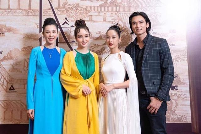 Nhan sắc á hậu Vi Thị Đông tuổi 46 - Ảnh 10.