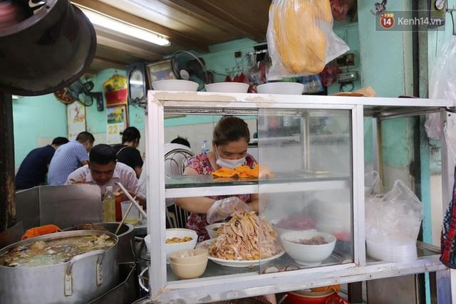Hôm nay, ngày cả dân Hà Nội đi ăn phở - Ảnh 11.