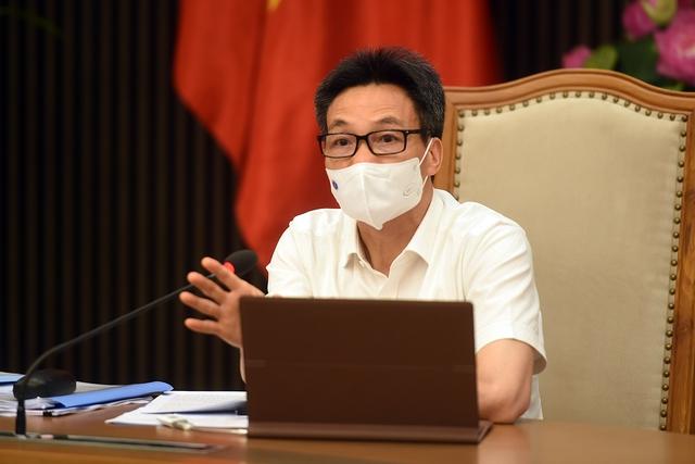 Phó Thủ tướng lưu ý 6 điểm về công tác tiêm vaccine COVID-19 trên toàn quốc - Ảnh 3.
